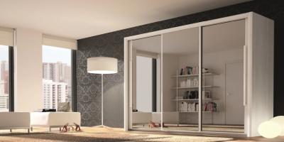 Benefits of Sliding Door Wardrobes